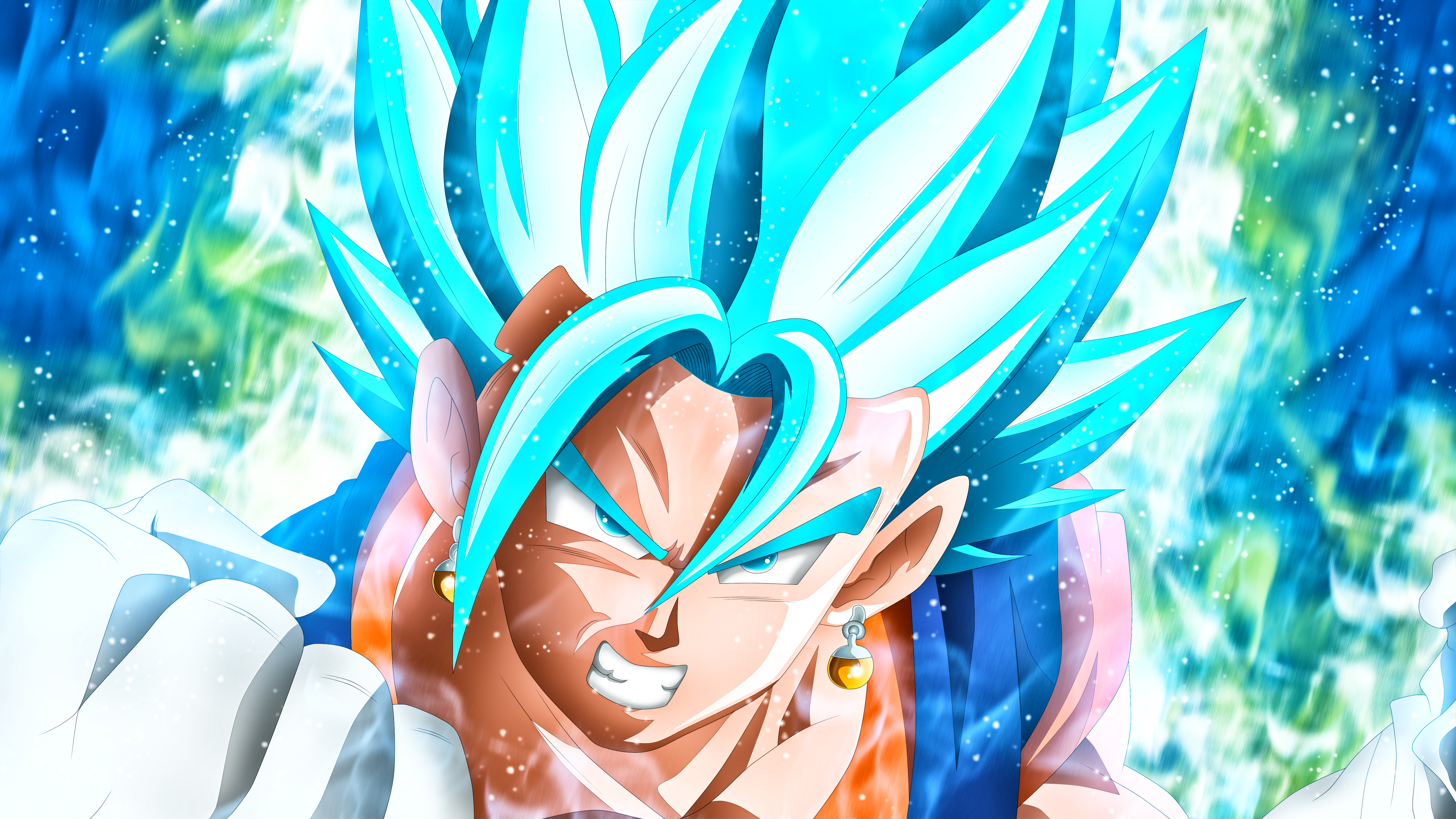 68 Vegito Dragon Ball Hd Wallpapers Background Images
