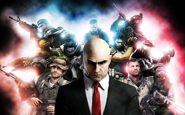 Videojuego Collage Call Of Duty Counter Strike Halo Call of Duty 4: Modern Warfare Call of Duty: Black Ops II Fondo de pantalla HD | Fondo de Escritorio