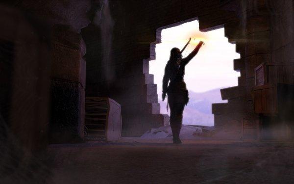 Video Game Tomb Raider (2013) Tomb Raider Lara Croft Woman Warrior HD Wallpaper | Background Image
