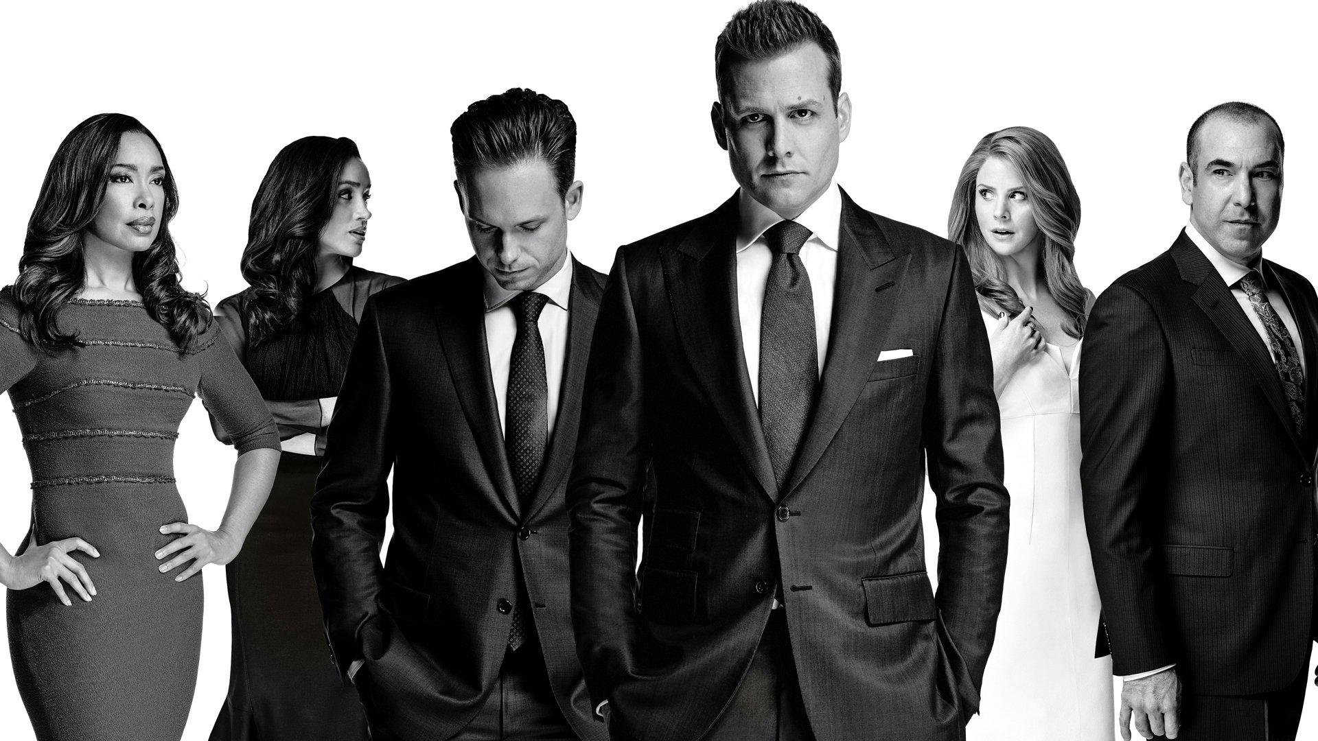 TV Show - Suits  Wallpaper