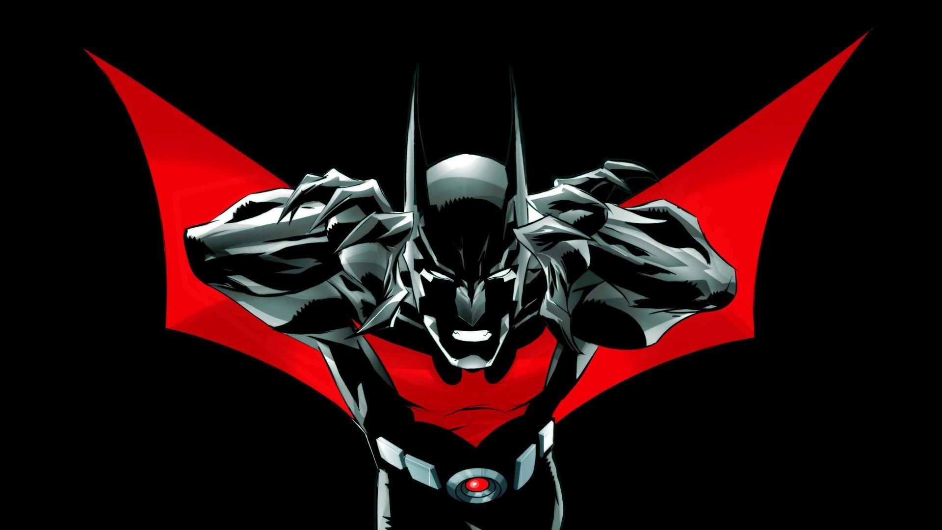 Batman Beyond Hd Wallpaper Background Image 1920x1080 Id