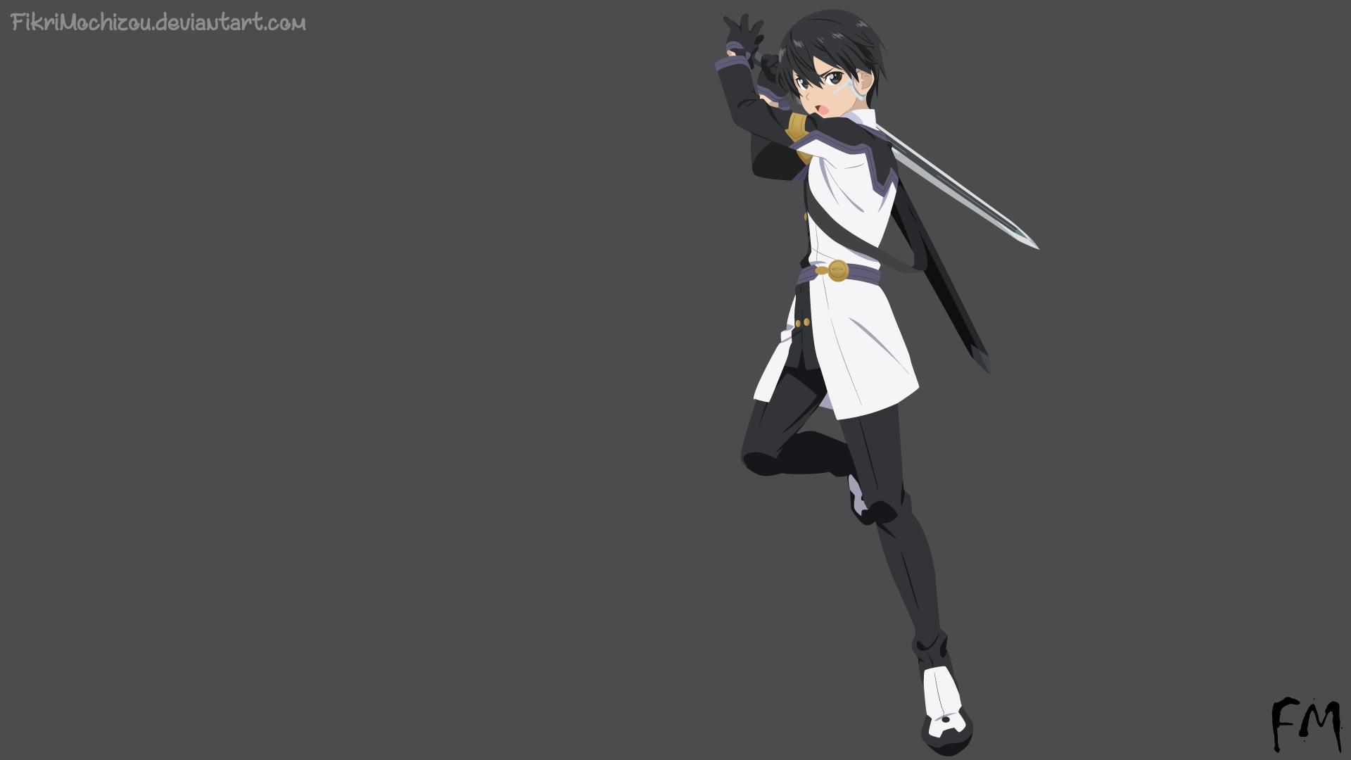 Sword art online movie ordinal scale full hd wallpaper for Minimal art online