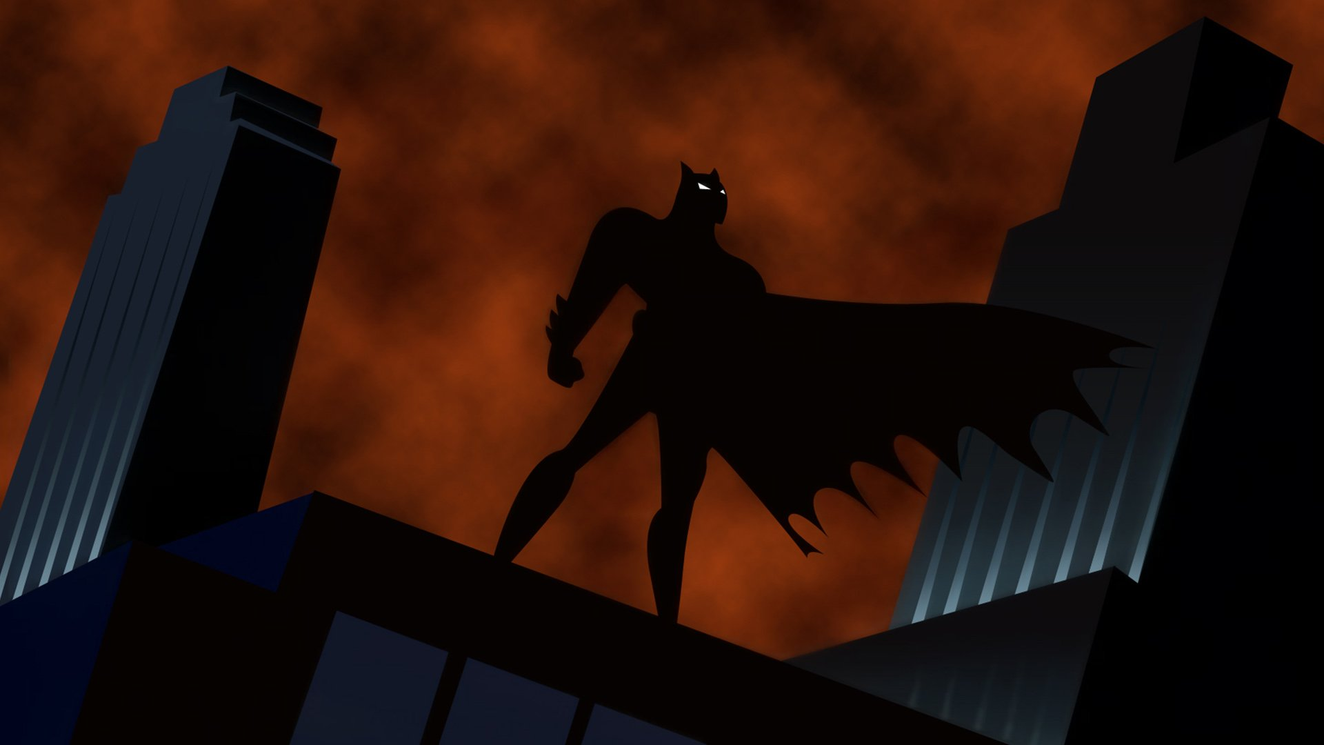 1 Batman The Animated Series HD Wallpapers
