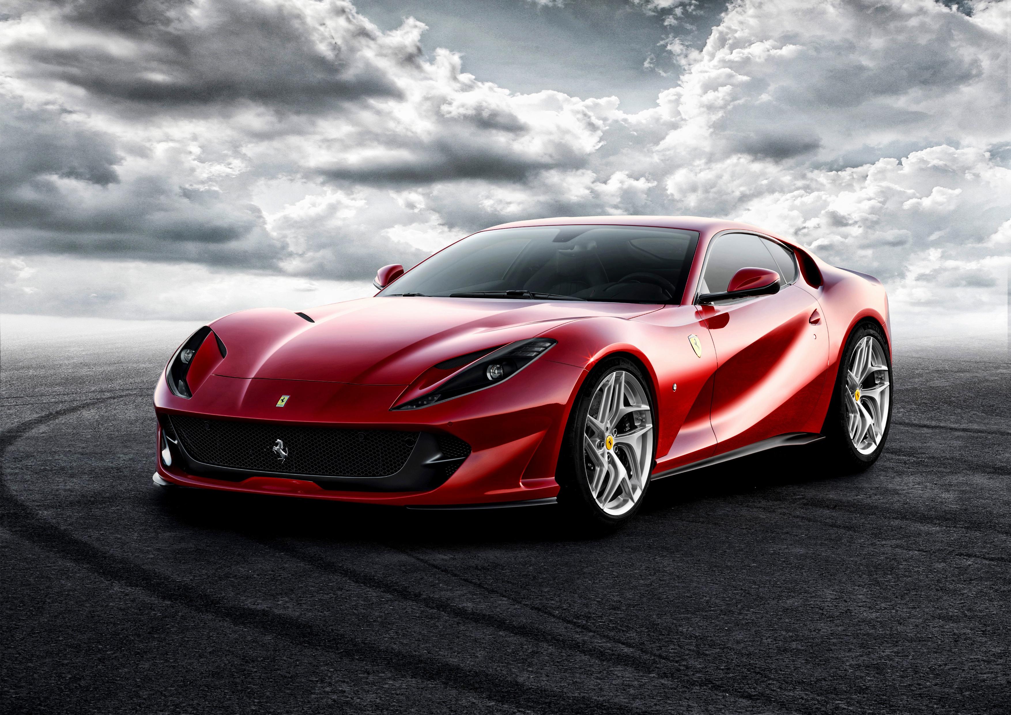 Ferrari 812 Superfast HD Wallpaper | Background Image ...