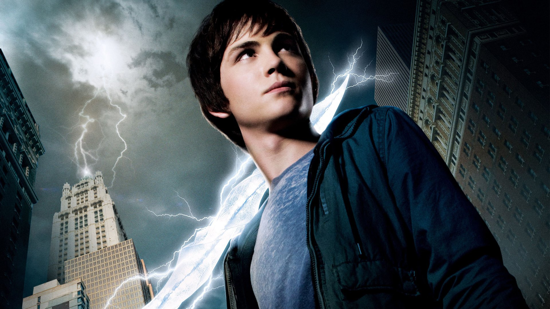 Percy Jackson The Olympians The Lightning Thief Hd Wallpaper Background Image 1920x1080 Id 809631 Wallpaper Abyss