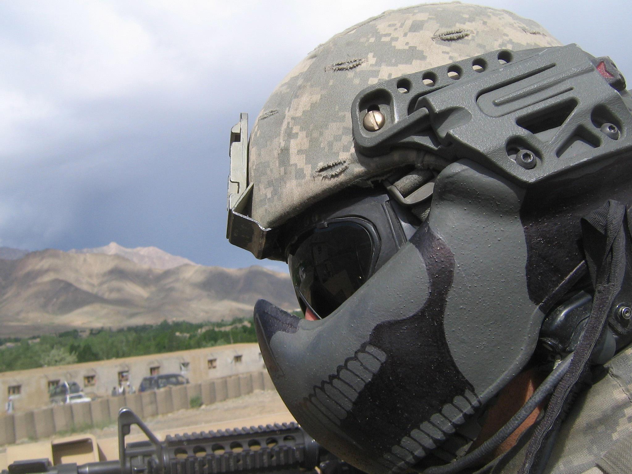 Военные  - Soldier  - Badass Обои