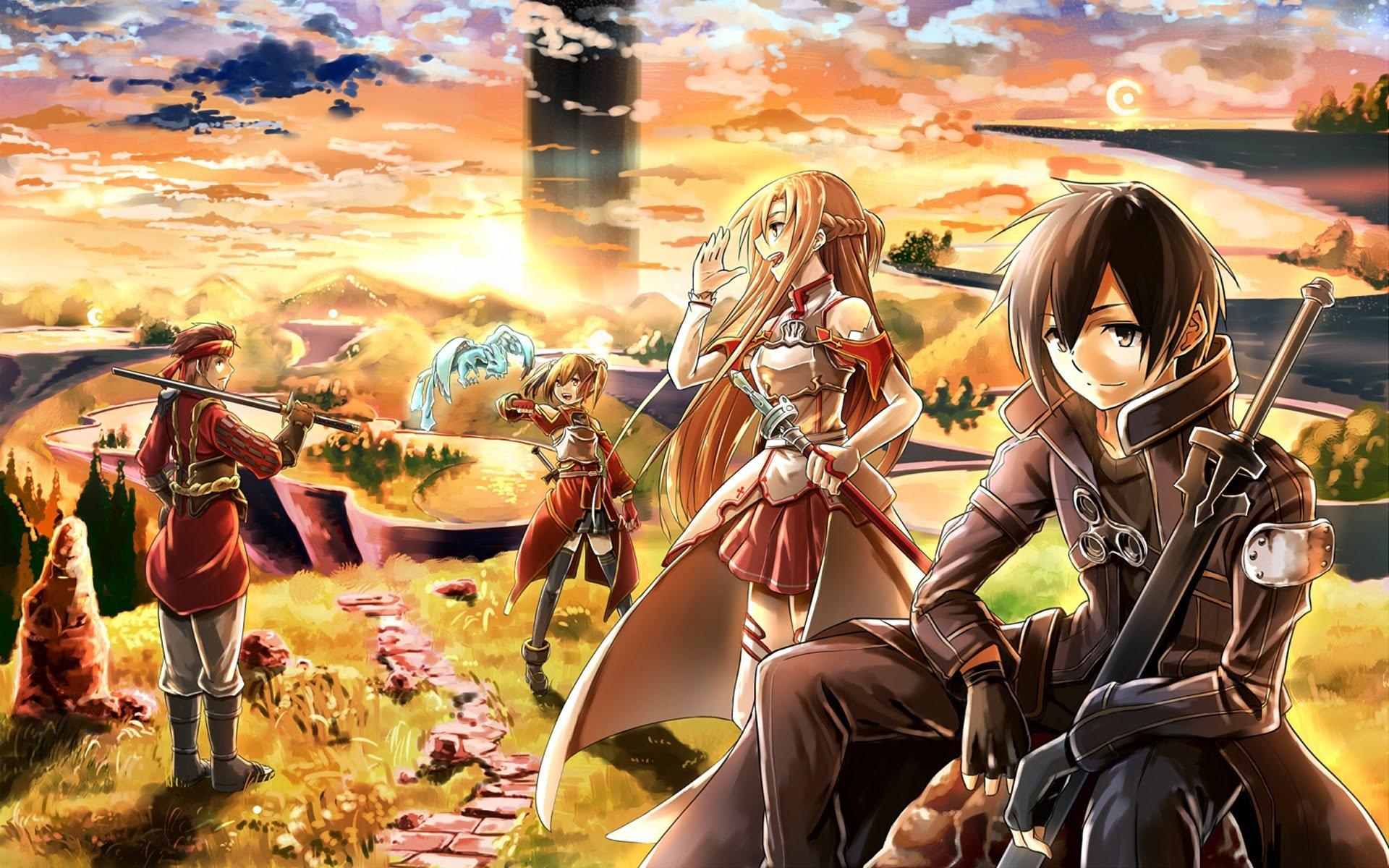 Sword Art Online Hd