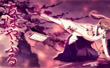 6 Chihayafuru HD Wallpapers | Backgrounds - Wallpaper Abyss