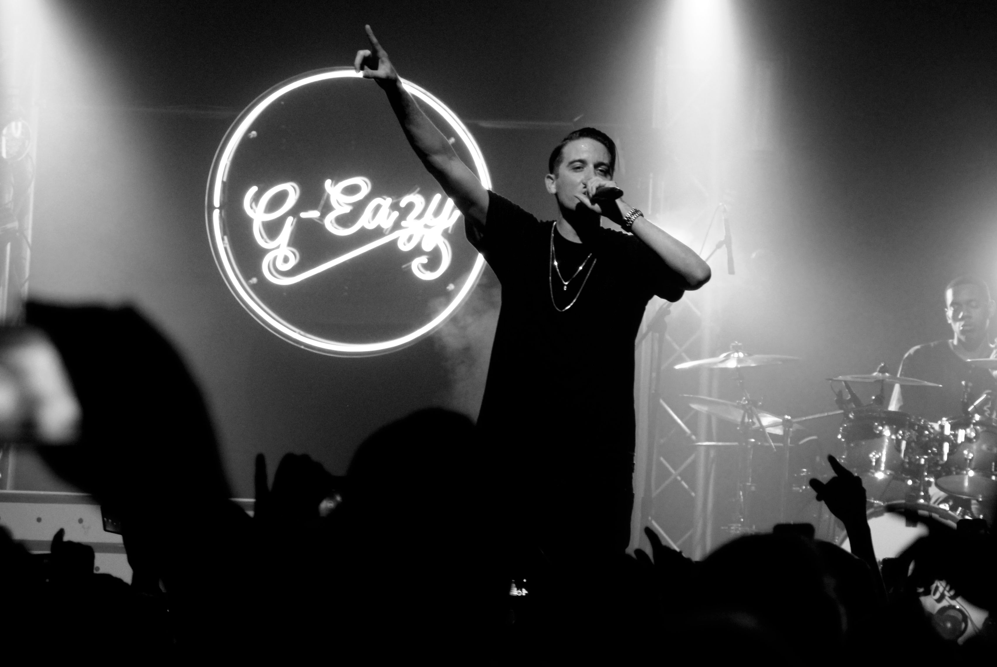 G Eazy God Full HD Wallpaper And Background Image