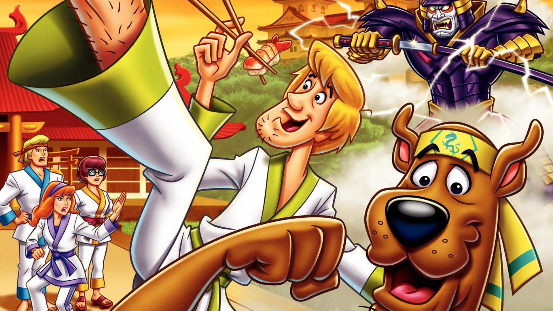 Scooby Doo And The Samurai Sword Fondo De Pantalla Hd