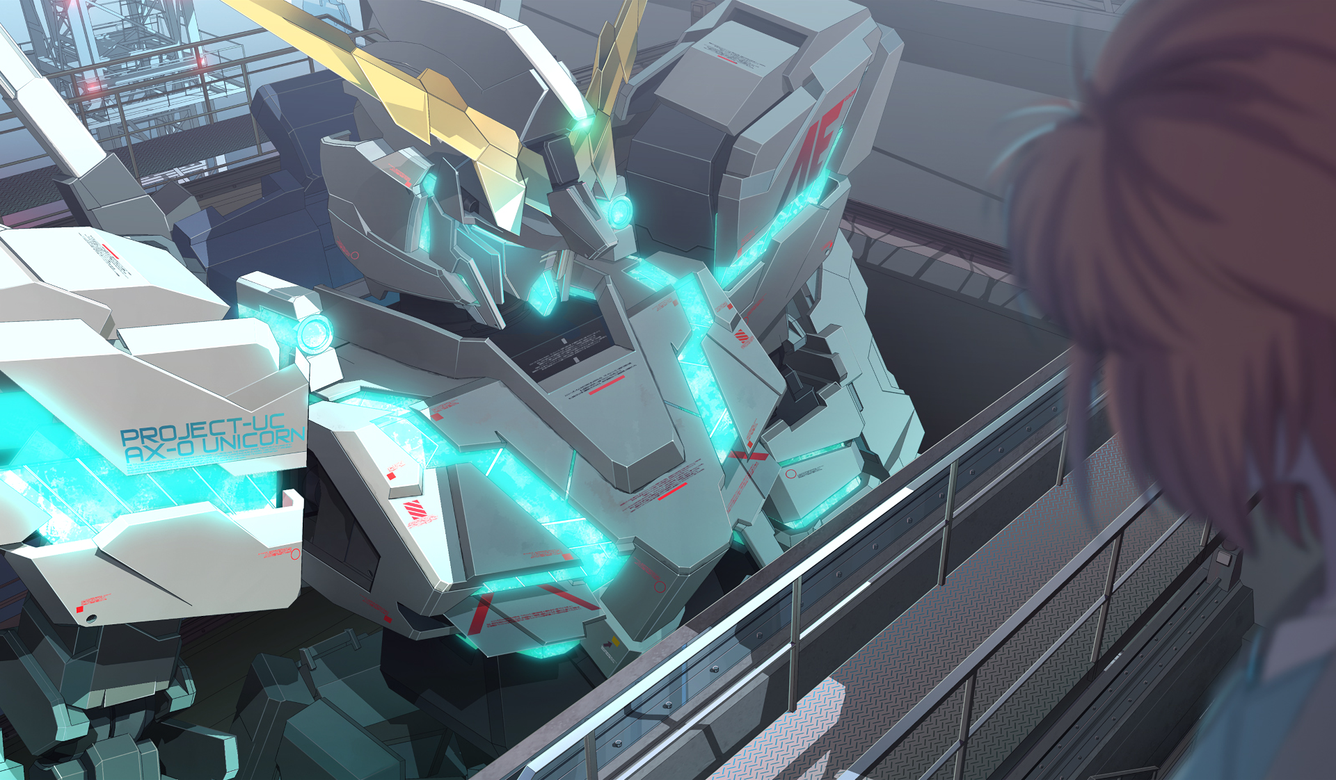 Hd Gundam Themes: Mobile Suit Gundam Unicorn HD Wallpaper