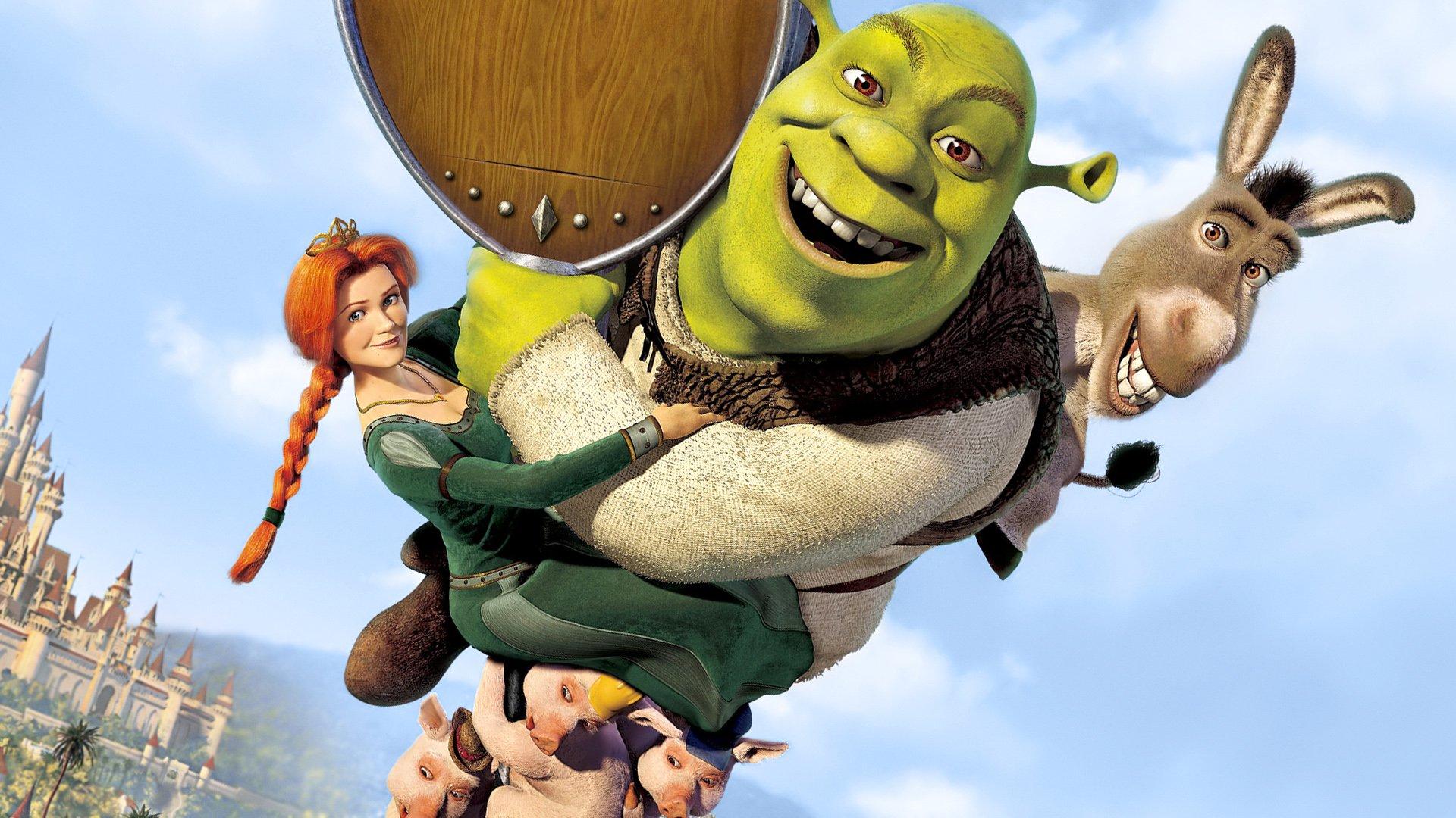 Shrek 2 Fond Décran Hd Arrière Plan 1920x1080 Id813507