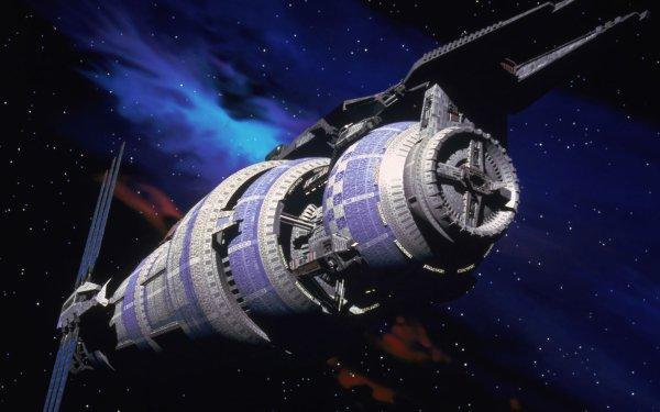 TV Show Babylon 5 Spaceship HD Wallpaper | Background Image
