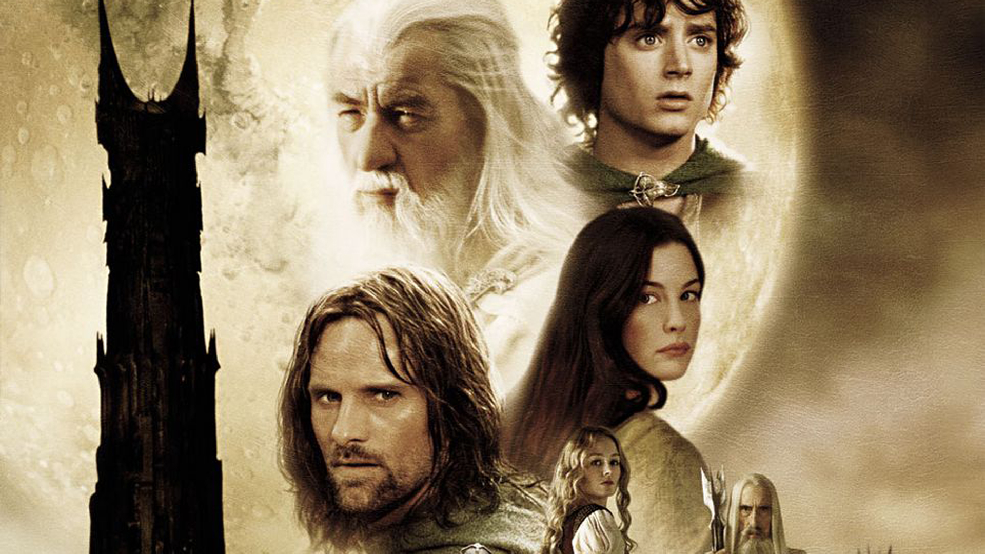 Movie - The Lord Of The Rings: The Two Towers  Wallpaper