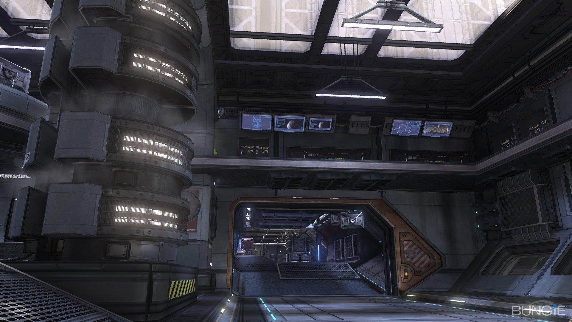 Sci Fi - Spaceship  Halo Wallpaper