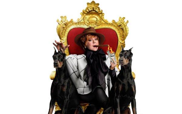 Movie The Boss Doberman Pinscher Melissa McCarthy HD Wallpaper | Background Image
