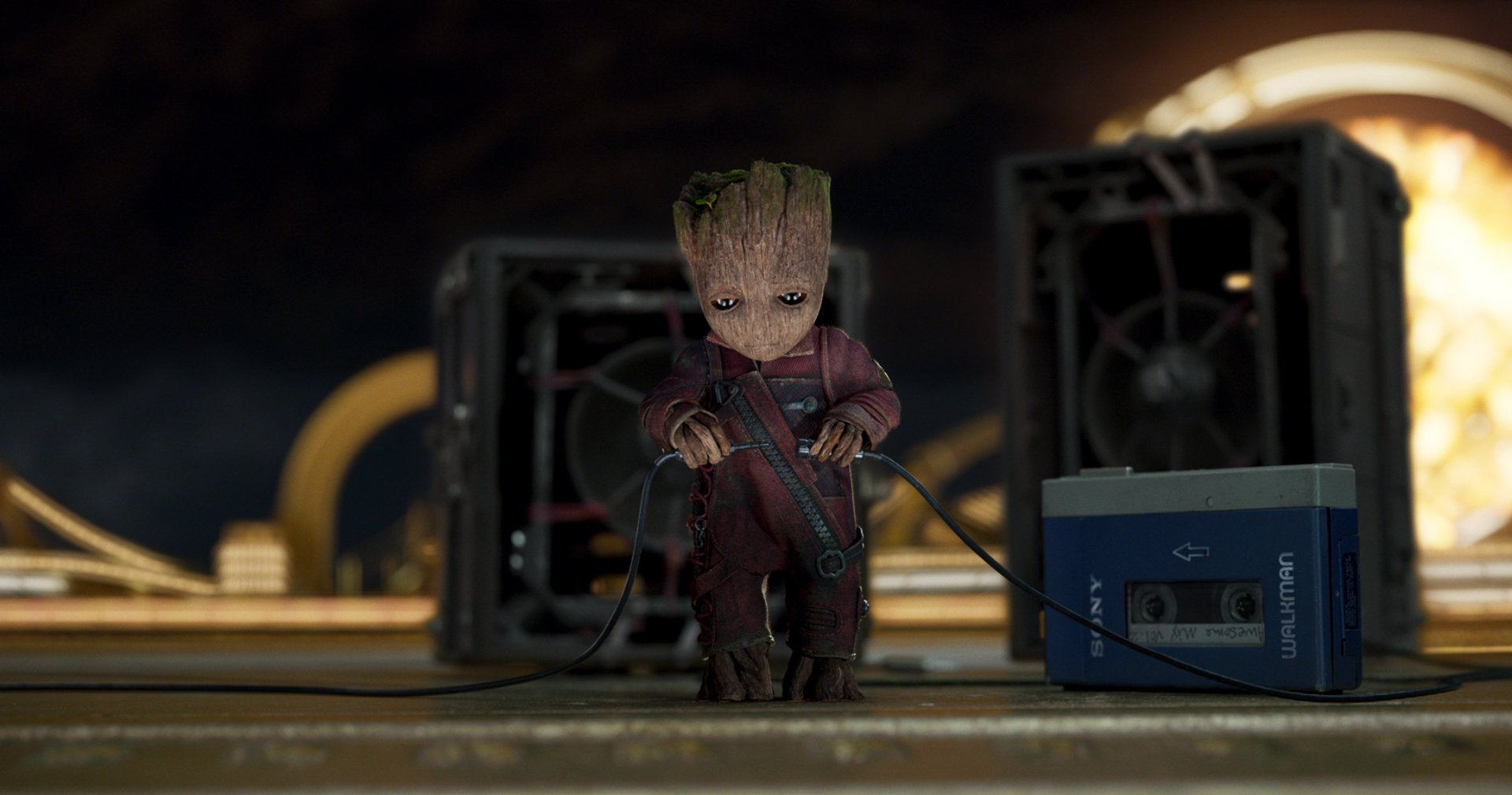 Movie - Guardians of the Galaxy Vol. 2  Groot Wallpaper