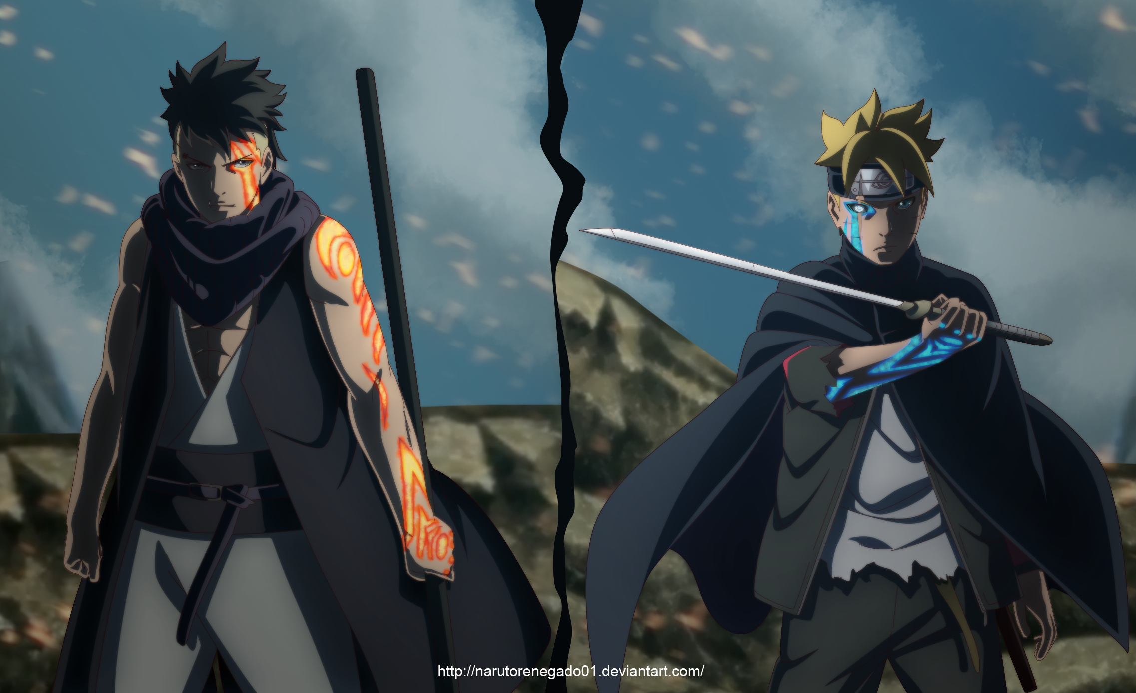 The Best Way To Fight With Teenager >> 302 Boruto Uzumaki HD Wallpapers | Backgrounds - Wallpaper ...