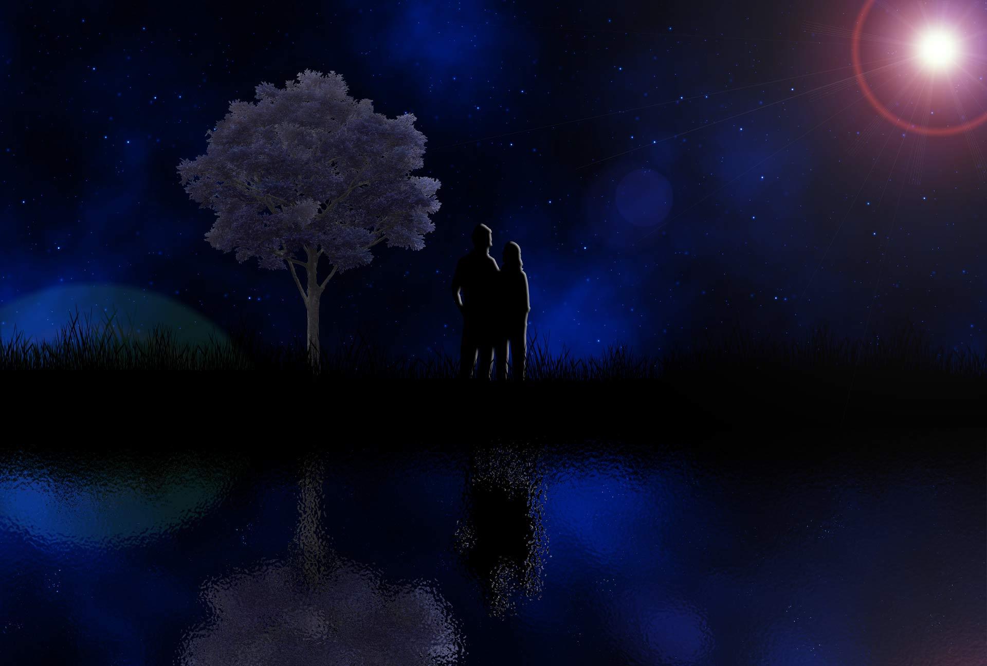 A Night For Lovers Fondo De Pantalla HD