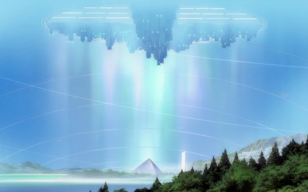 Anime Evangelion: 1.0 You Are (Not) Alone Evangelion Landscape HD Wallpaper | Background Image