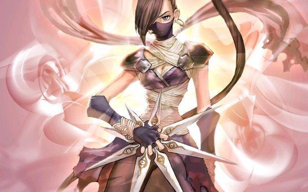 Video Game Ragnarok Cute Assassin Cross Assassin HD Wallpaper | Background Image