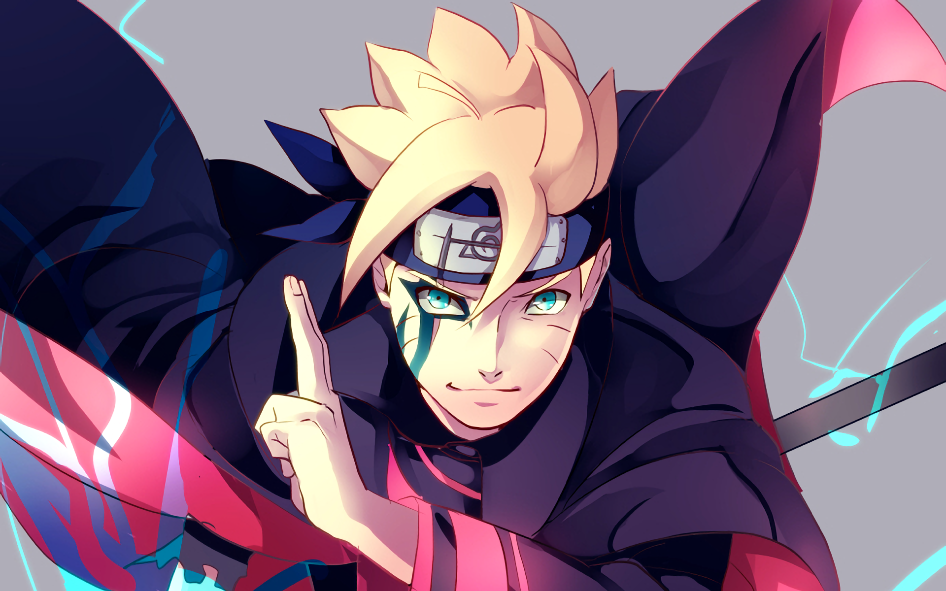 Wallpaper Hp Boruto