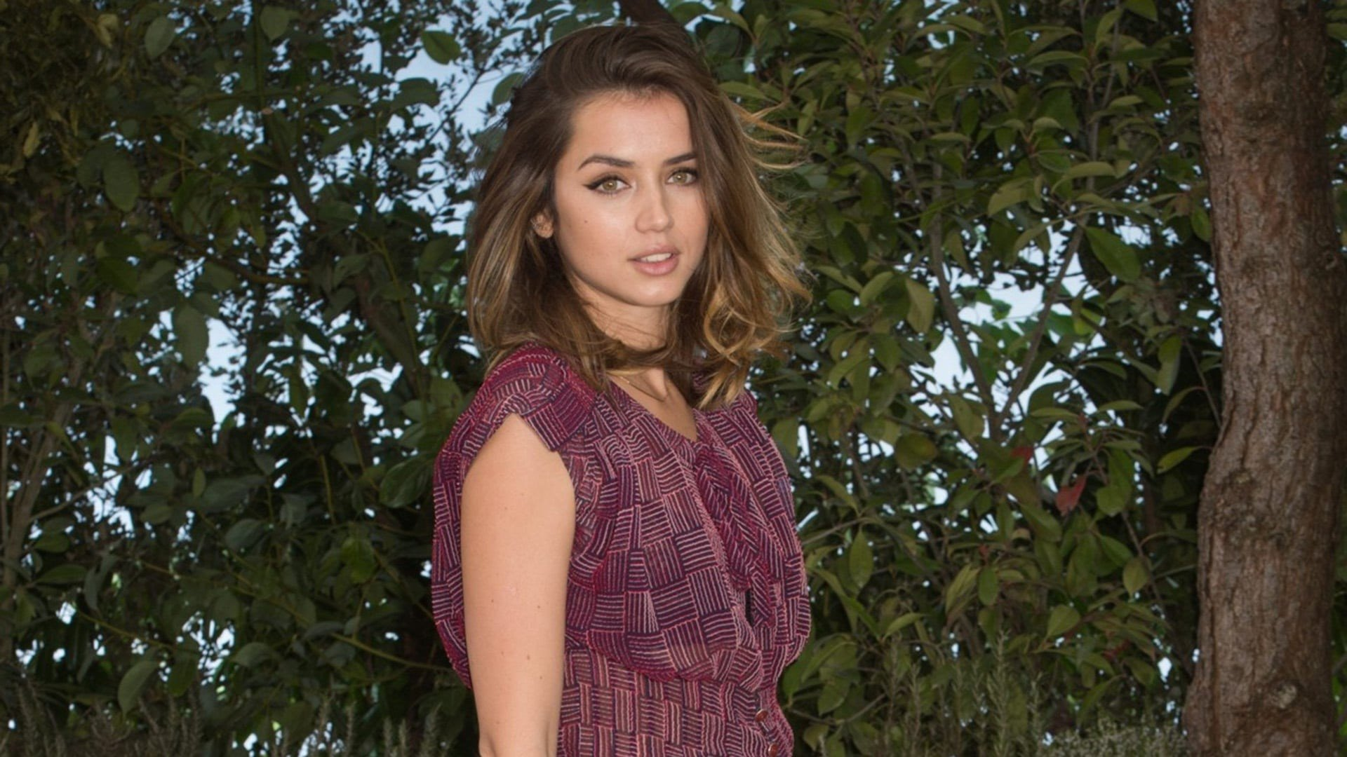 Ana De Armas Brunette Wallpapers ID821568