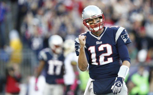Sports Tom Brady Football New England Patriots HD Wallpaper   Background Image