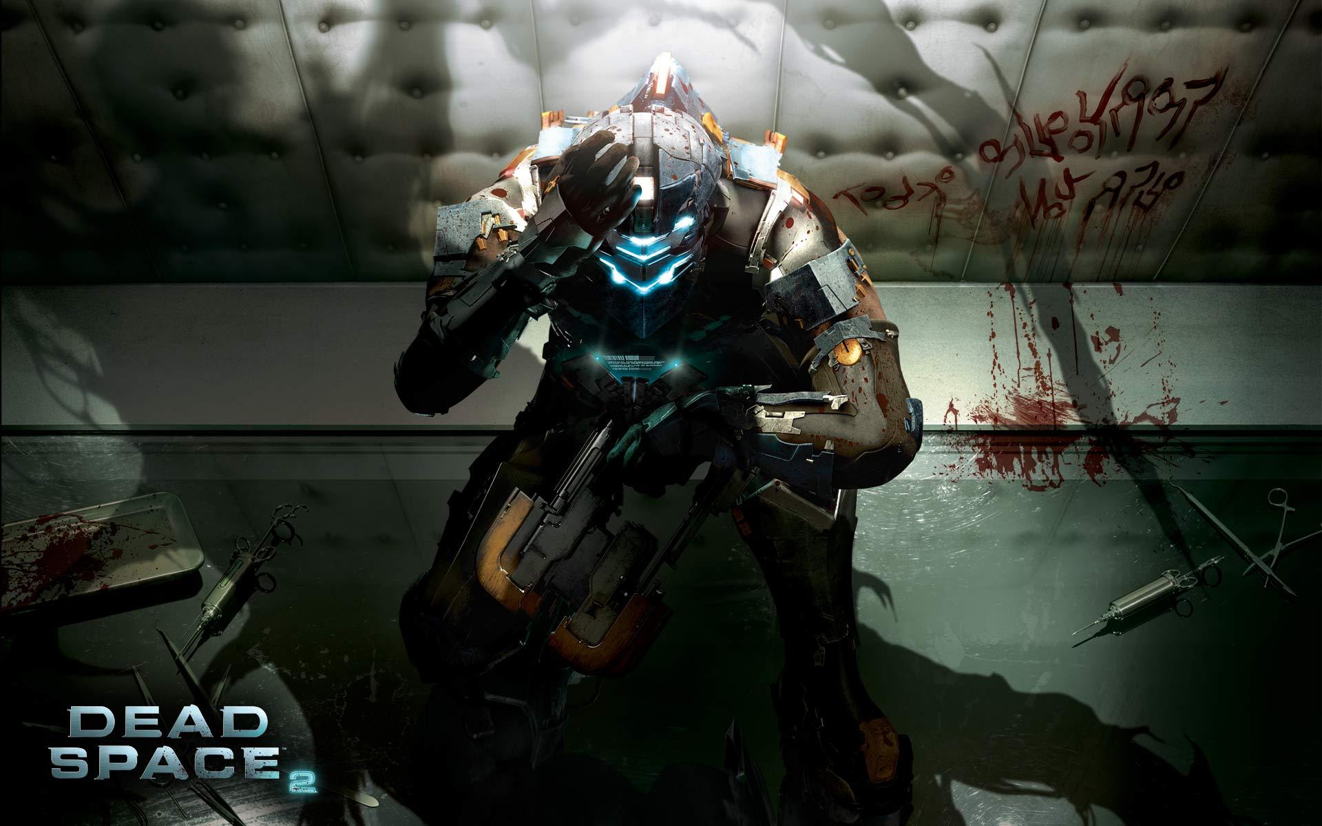 Dead Space 2 Fondo De Pantalla Hd Fondo De Escritorio
