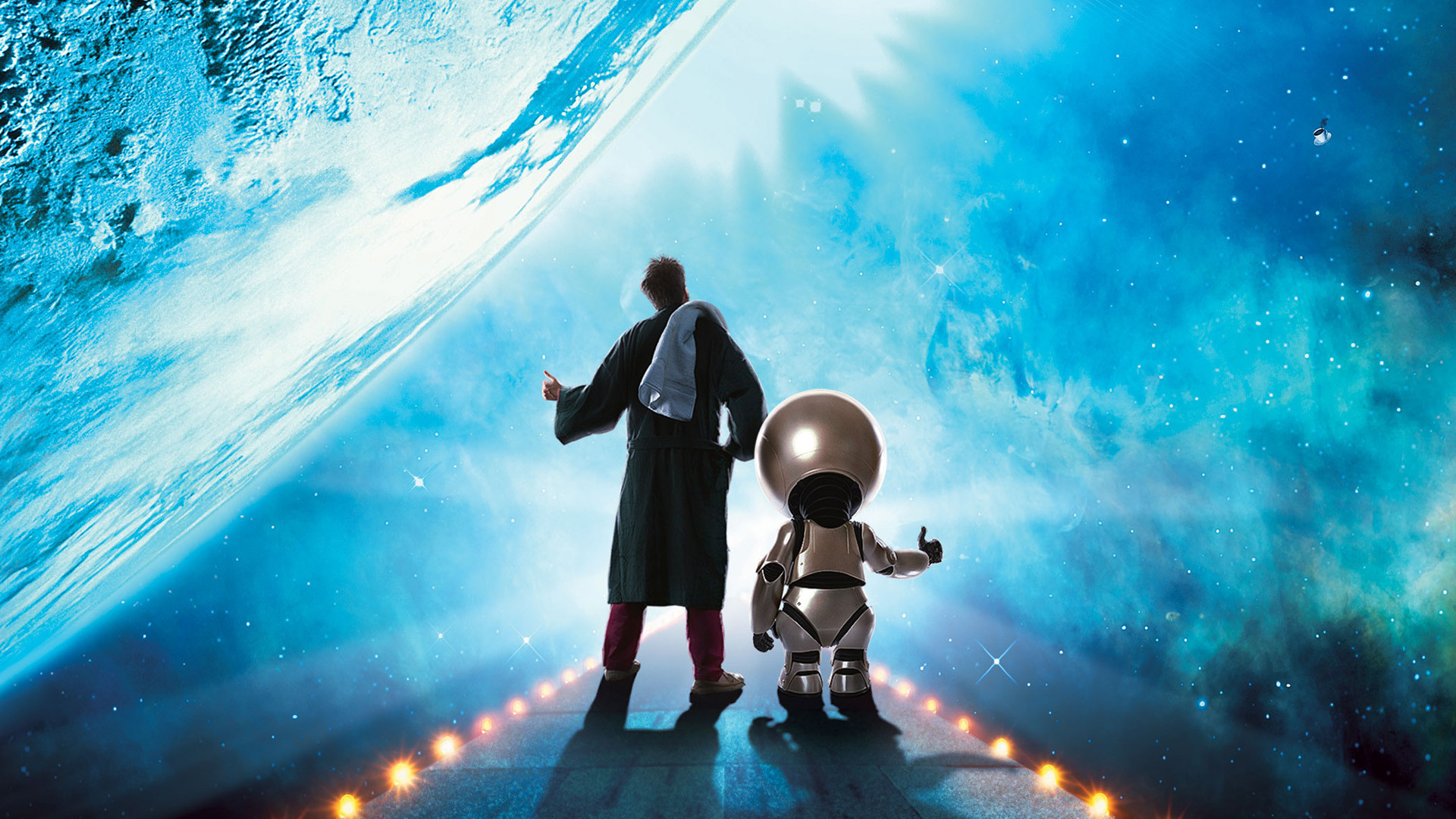 The Hitchhiker's Guide to the Galaxy Full HD Wallpaper and ...
