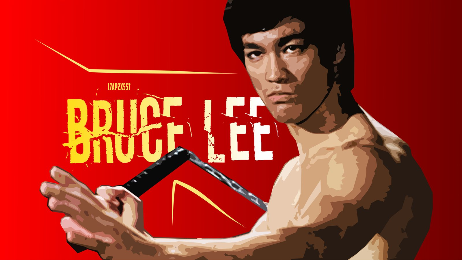 Bruce Lee Wallpaper and Background Image | 1600x900 | ID ...