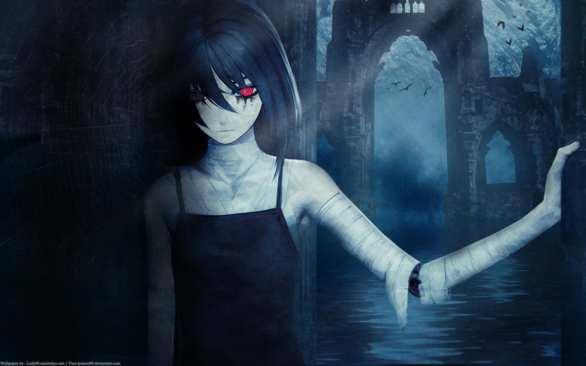 Evilness hd wallpaper background image 1920x1200 id - Wallpaper dark anime ...