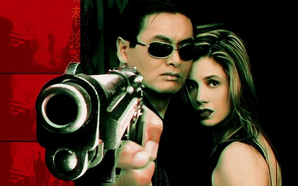 Movie The Replacement Killers Chow Yun-Fat Mira Sorvino HD Wallpaper | Background Image