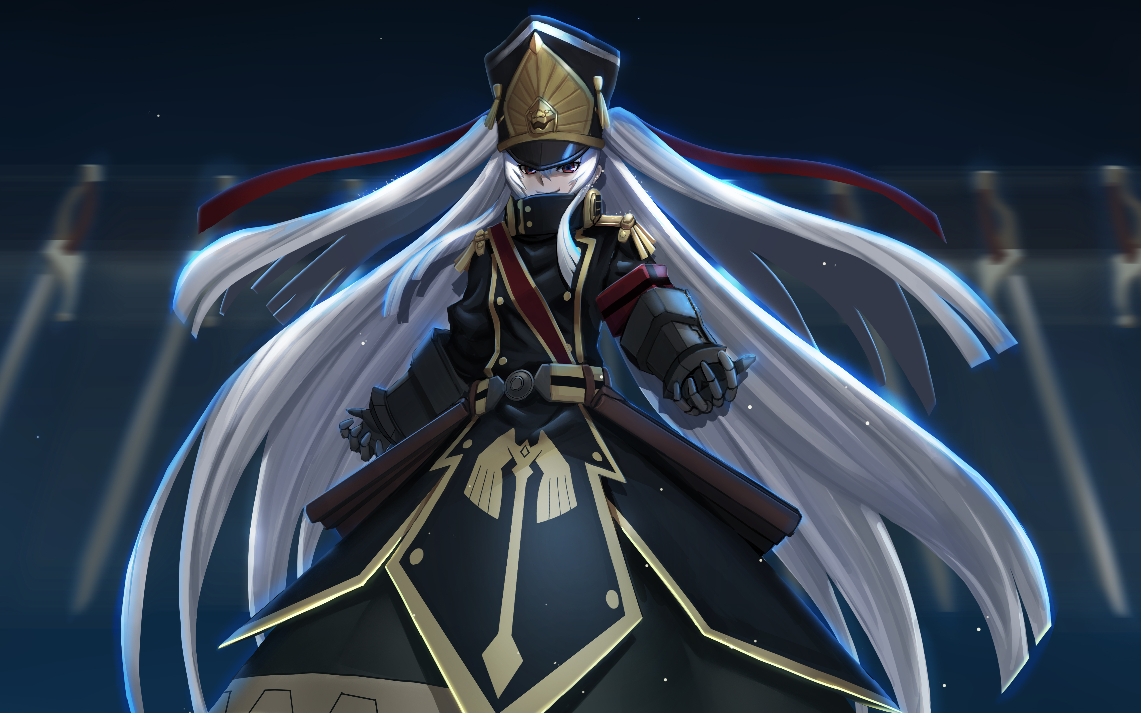Re:Creators 4k Ultra HD Wallpaper | Background Image | 3961x2476 | ID:825918 - Wallpaper Abyss