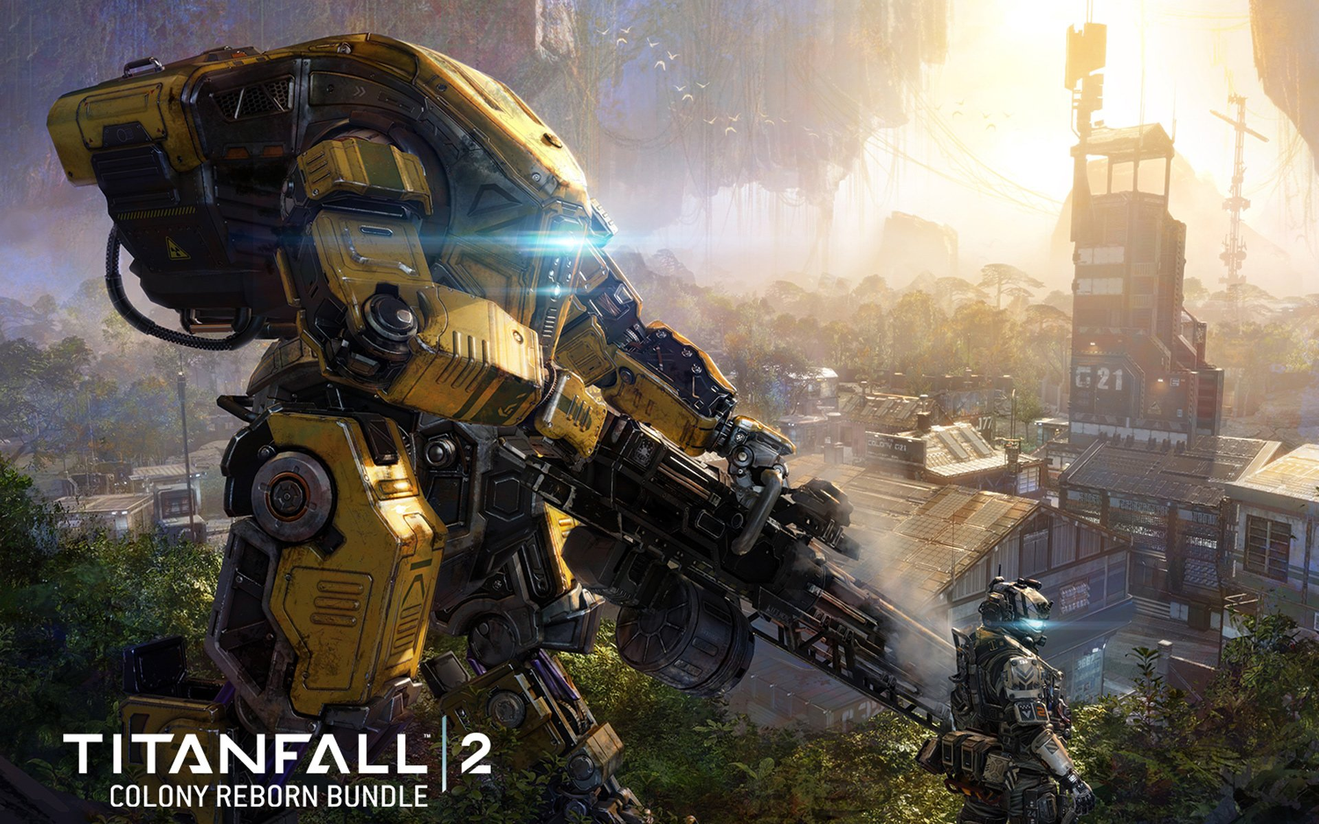 126 titanfall hd wallpapers | background images - wallpaper abyss