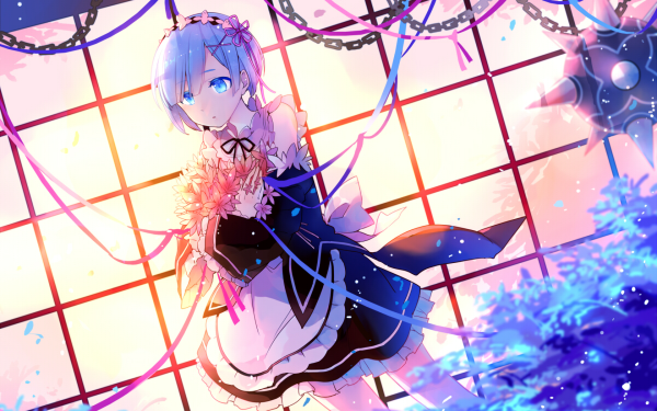 Anime Re:ZERO -Starting Life in Another World- Rem Fond d'écran HD | Image