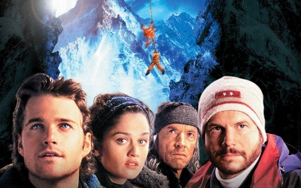 Movie Vertical Limit Chris O'Donnell Robin Tunney Bill Paxton HD Wallpaper   Background Image