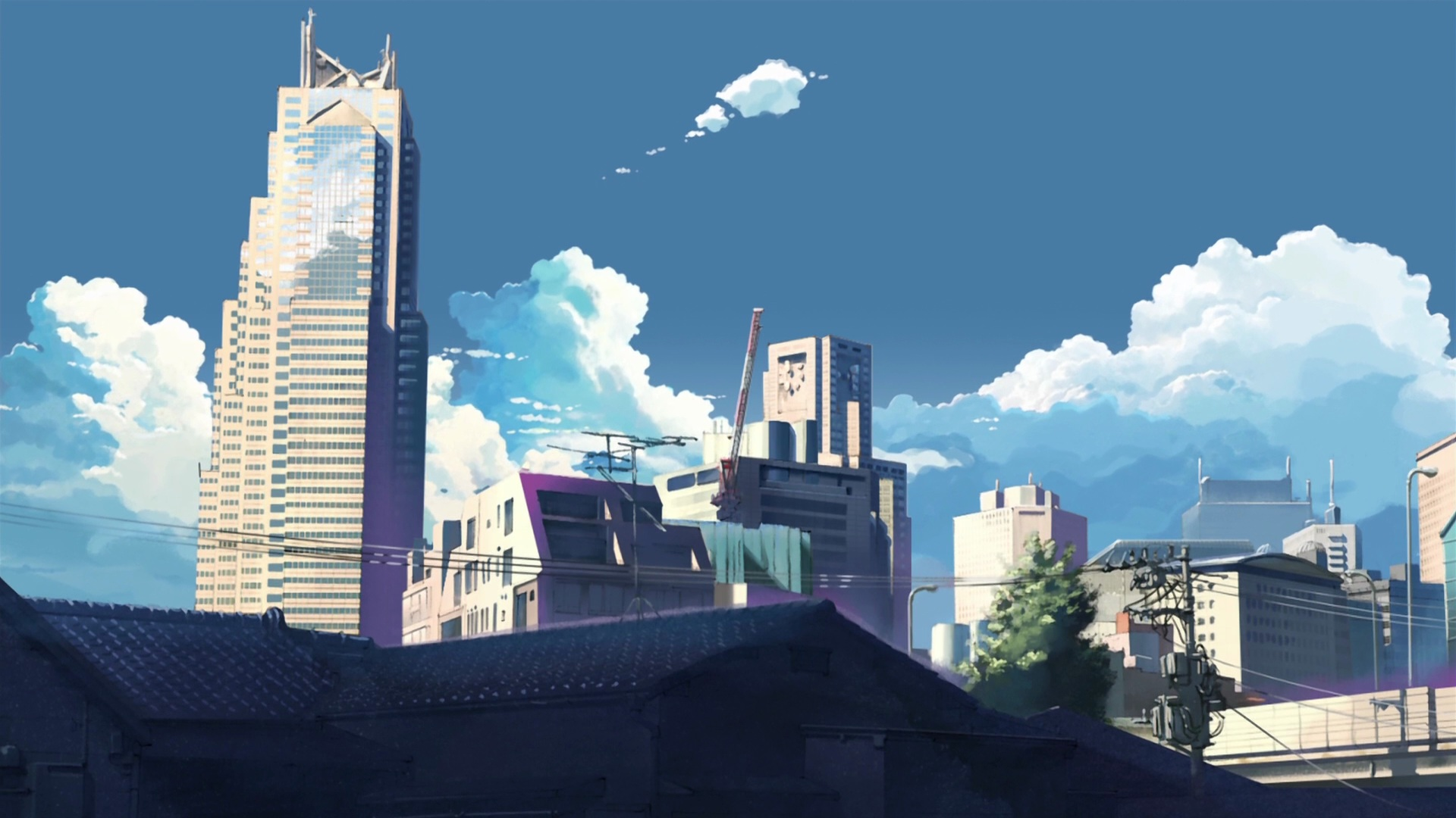 5 Centimeters Per Second Hd Wallpaper Background Image 1920x1080