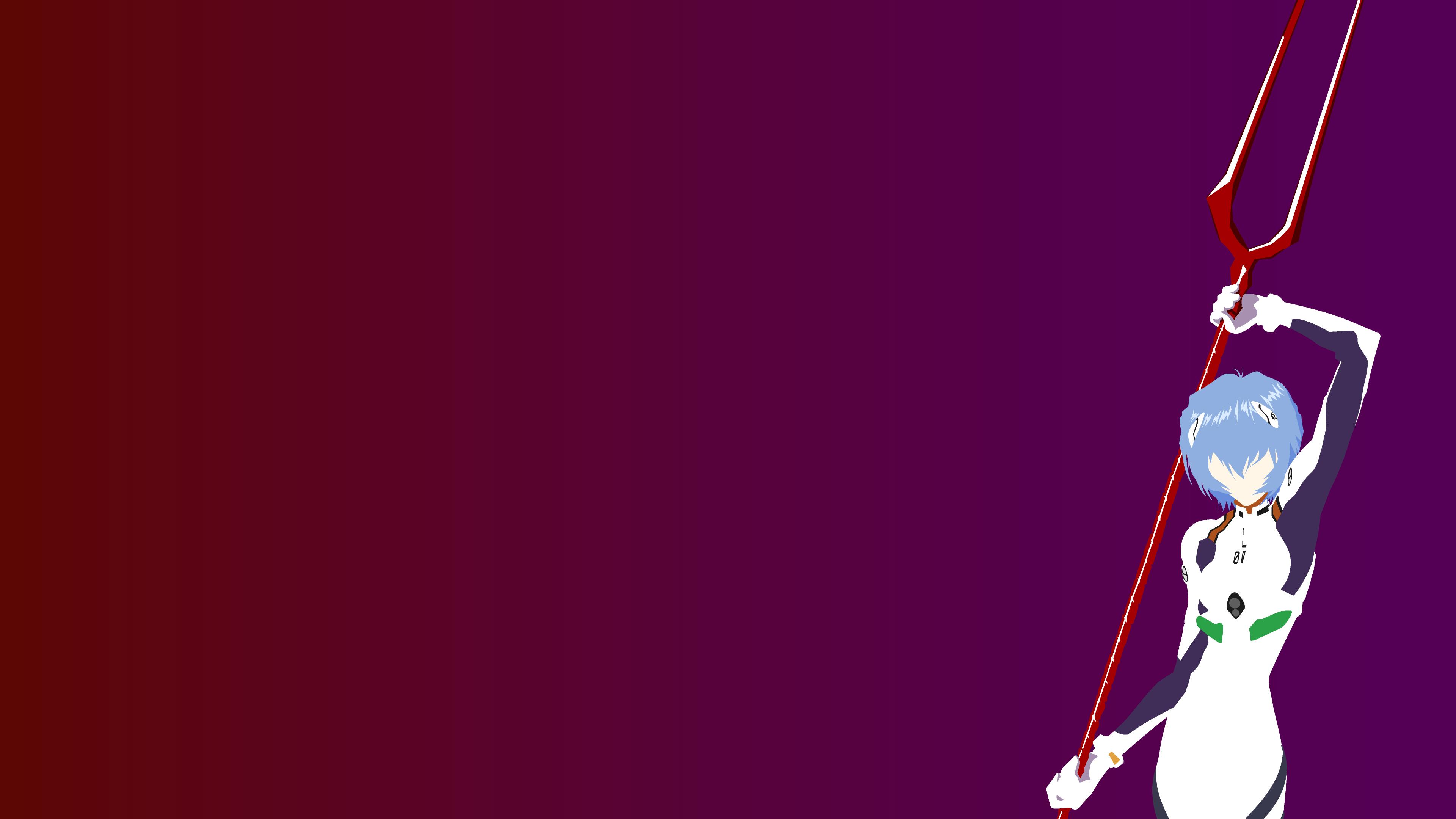 Neon Genesis Evangelion 4k Ultra Hd Wallpaper Background Image