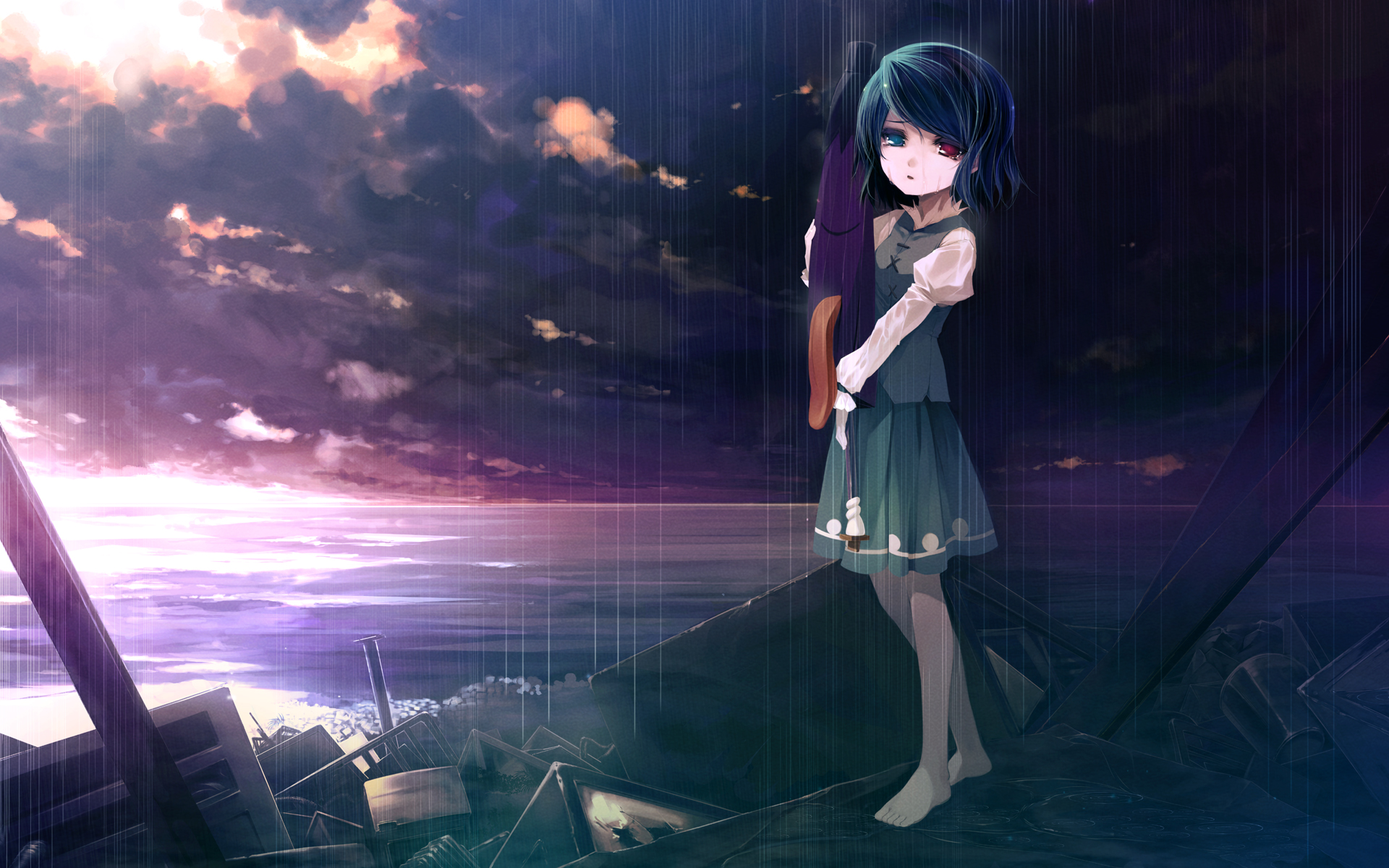 Touhou full hd wallpaper and background image 1920x1200 - Full hd anime wallpaper pack ...
