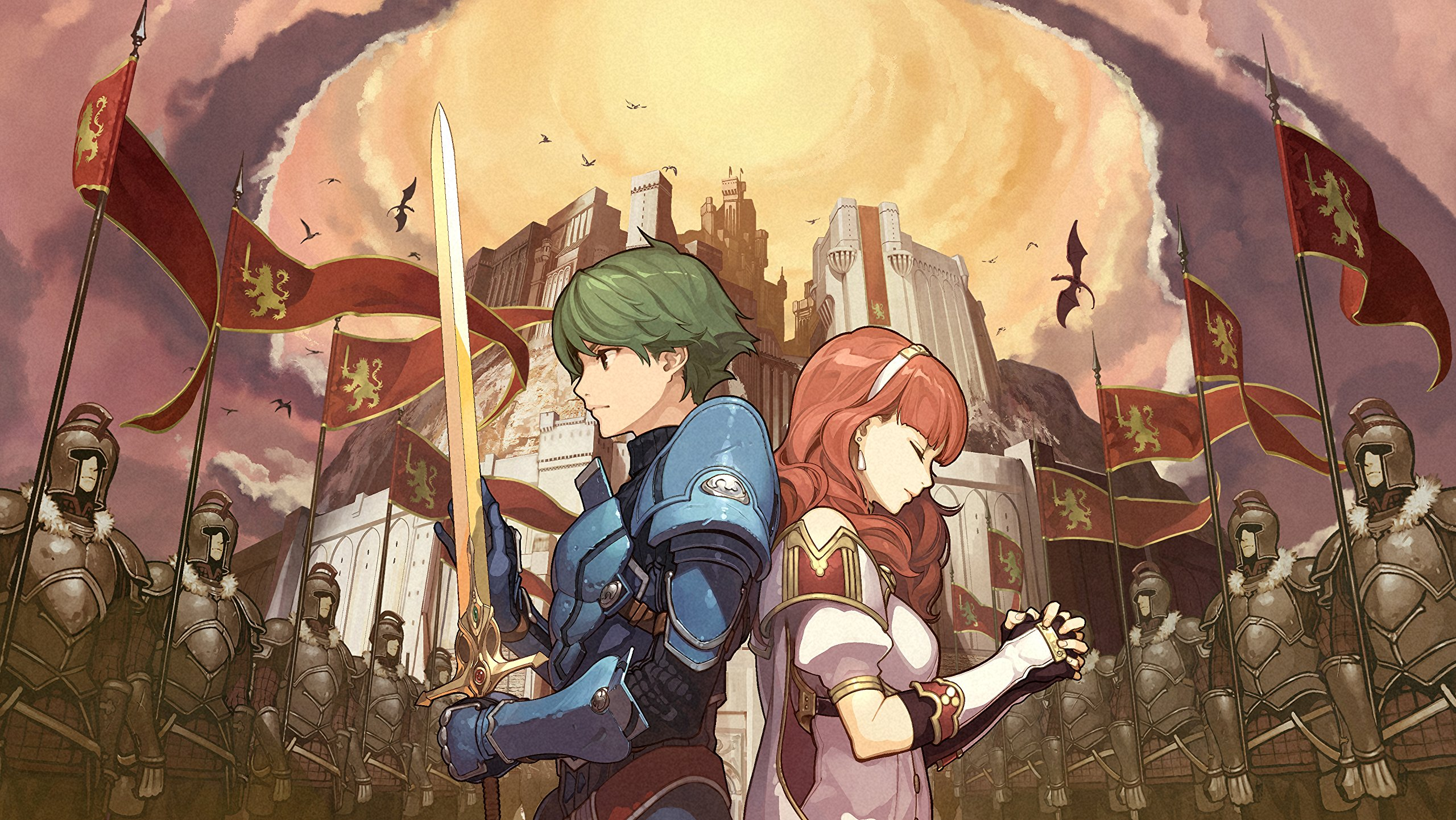 25 Fire Emblem Echoes Shadows Of Valentia Hd Wallpapers