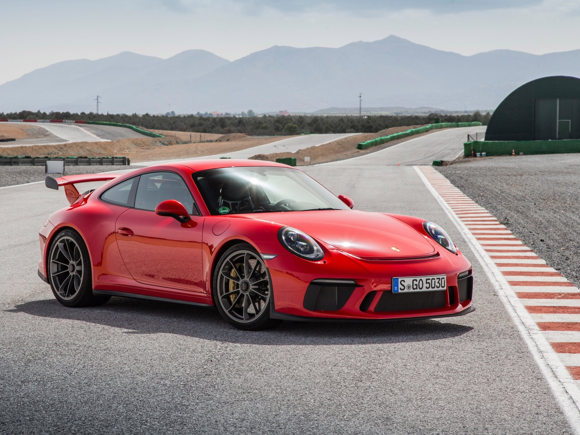 Vehicles - Porsche 911 GT3  Porsche 911 Porsche Car Vehicle Red Car Sport Car Wallpaper