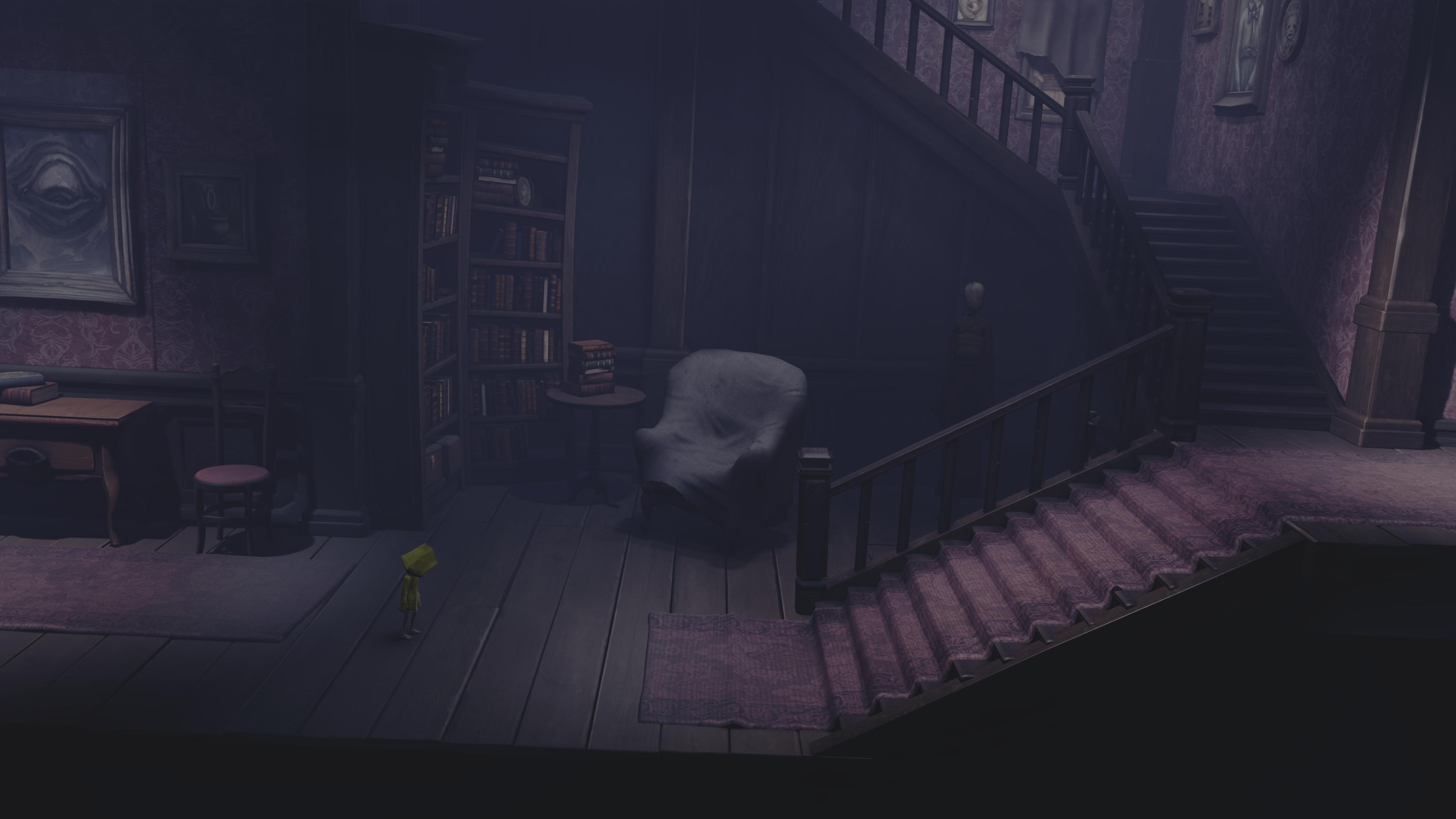 Little Nightmares 4k Ultra Hd Wallpaper Background Image