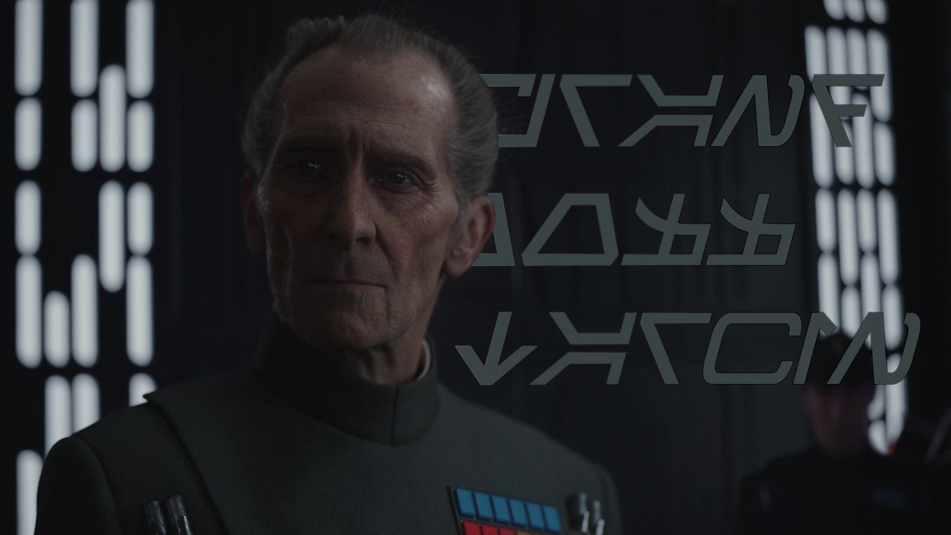 Movie - Rogue One: A Star Wars Story  Wilhuff Tarkin Galactic Empire Star Wars Wallpaper
