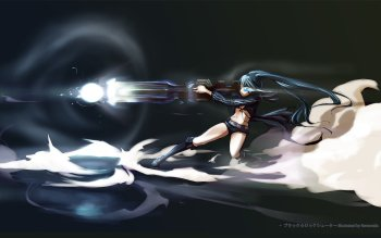 Anime - Black Rock Shooter Wallpapers and Backgrounds ID : 83053