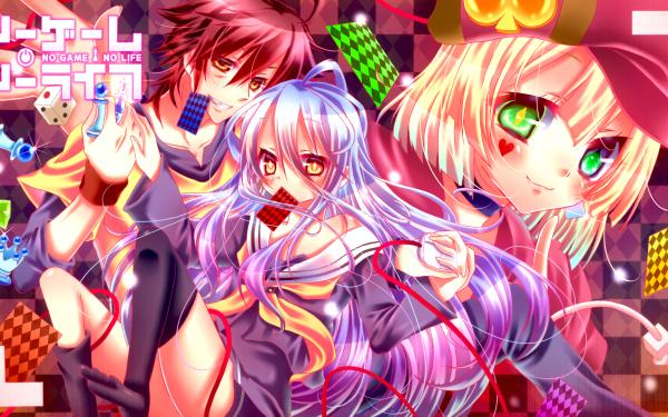 Anime No Game No Life Shiro Sora Tet HD Wallpaper | Background Image