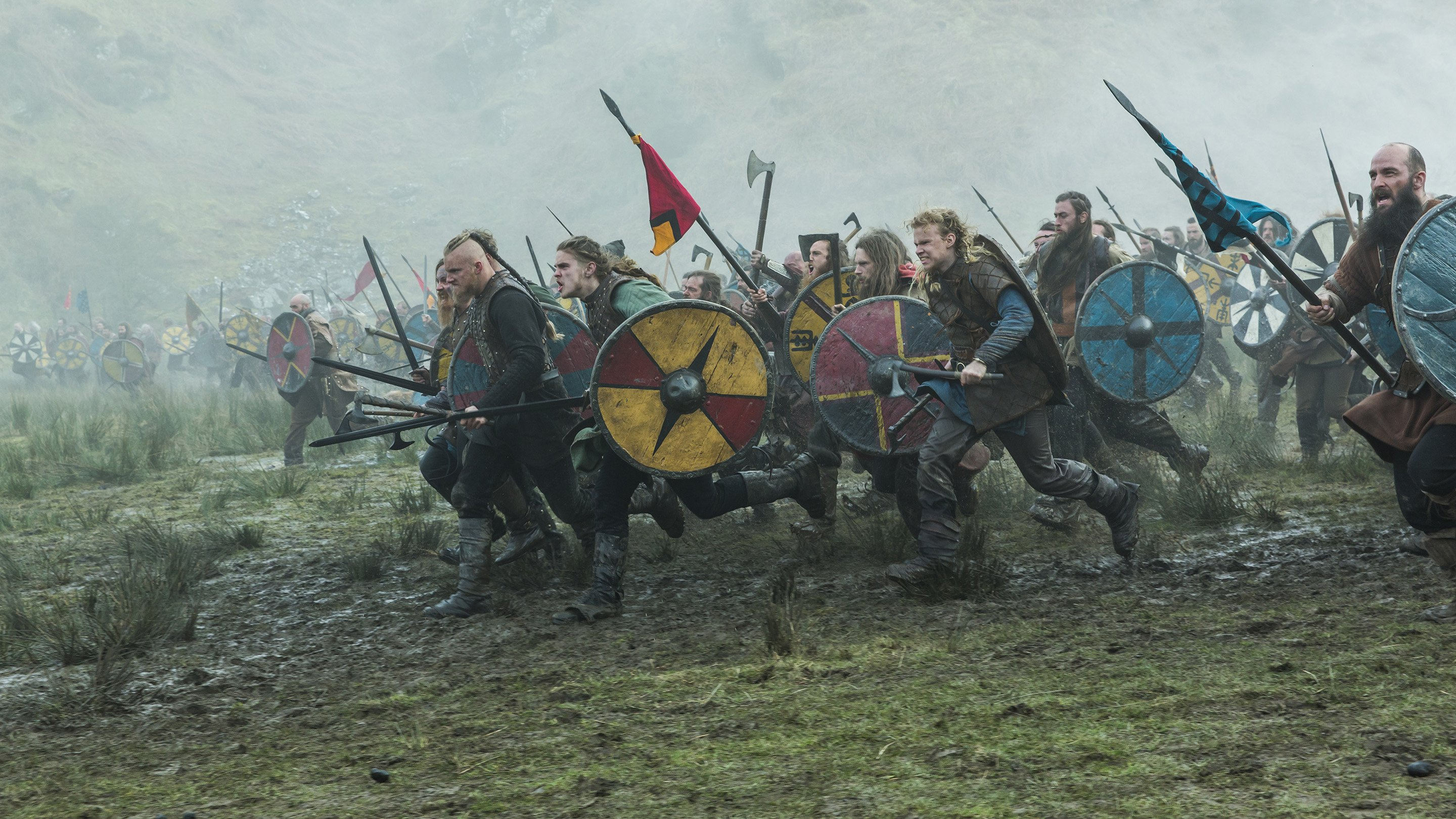 Vikings Full HD Wallpaper And Background Image