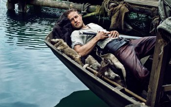 26 Charlie Hunnam Hd Wallpapers Background Images