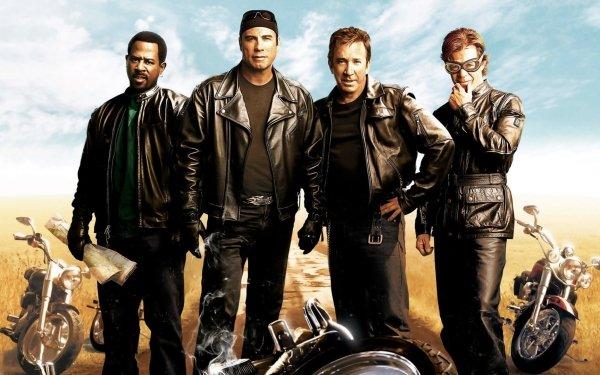 Movie Wild Hogs Tim Allen John Travolta Martin Lawrence William H. Macy HD Wallpaper | Background Image