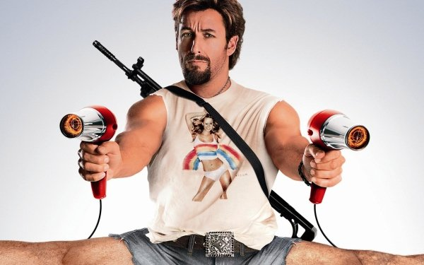 Movie You Don't Mess With the Zohan Adam Sandler HD Wallpaper   Background Image